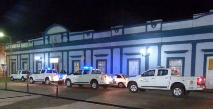 Dptal. Villaguay operativo