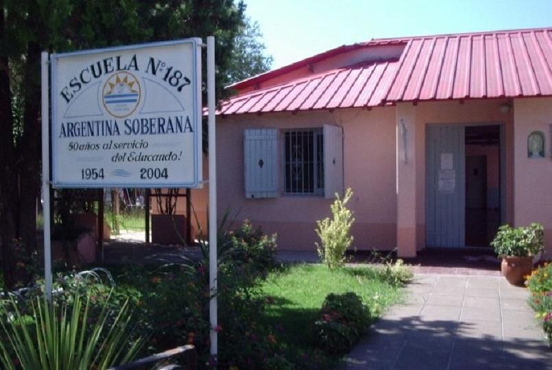 Escuela 187 Argentina Soberana