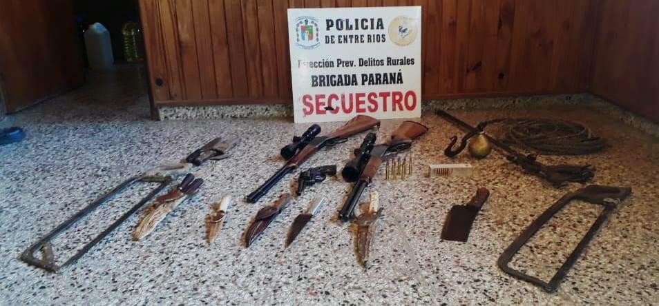Secuestro Abigeato 00